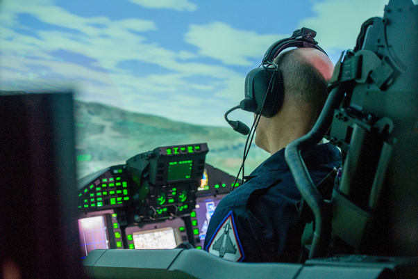 RAF simulator