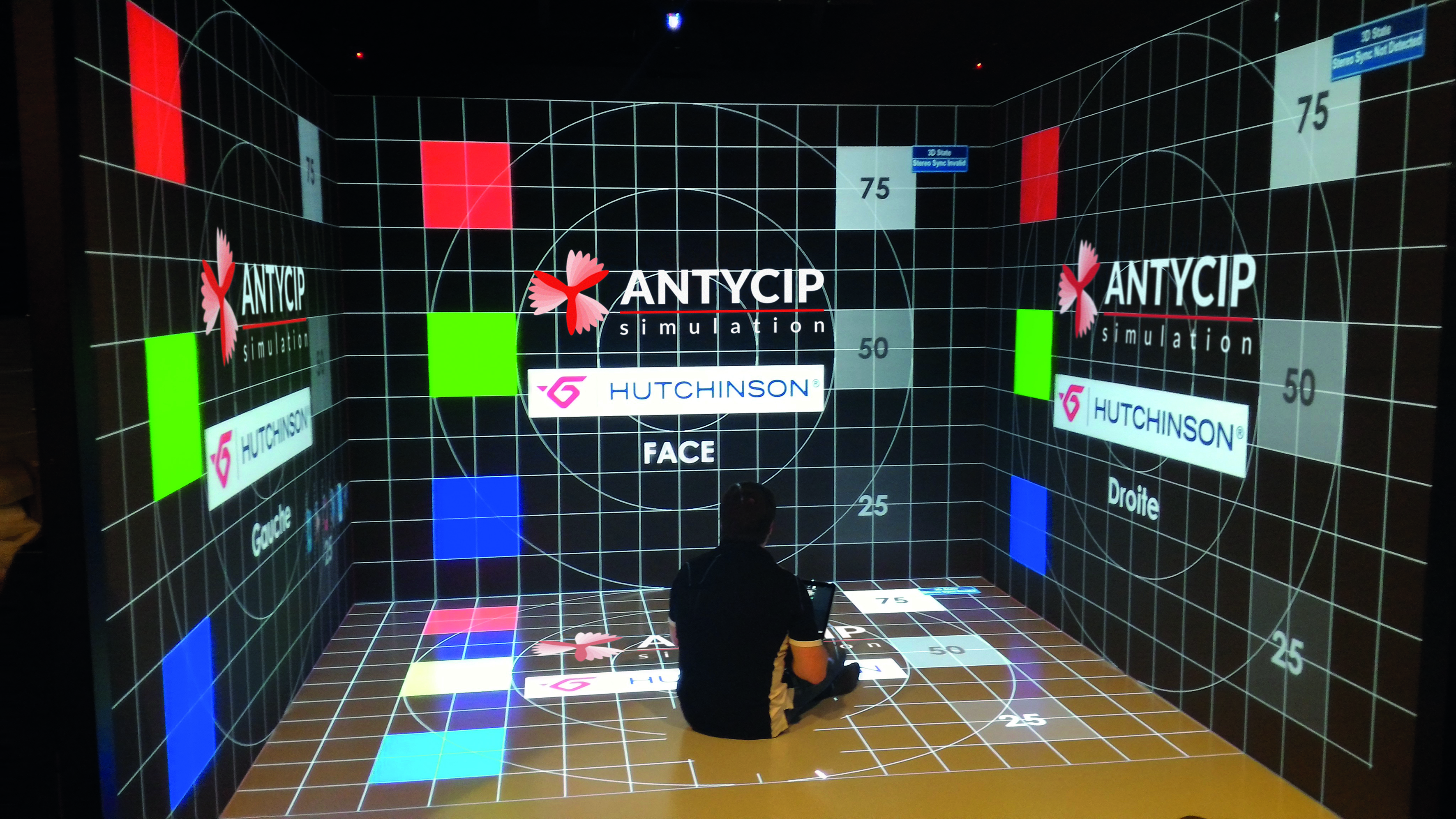 Two VR Rooms for Automotive Supplier Hutchinson
