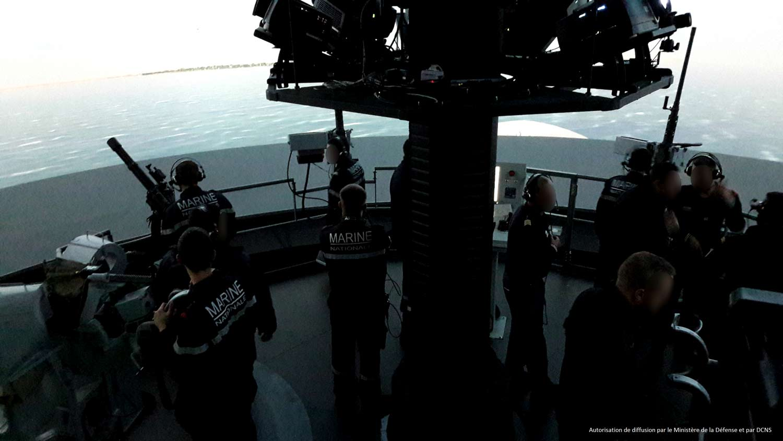 Marine Simulator Antycip