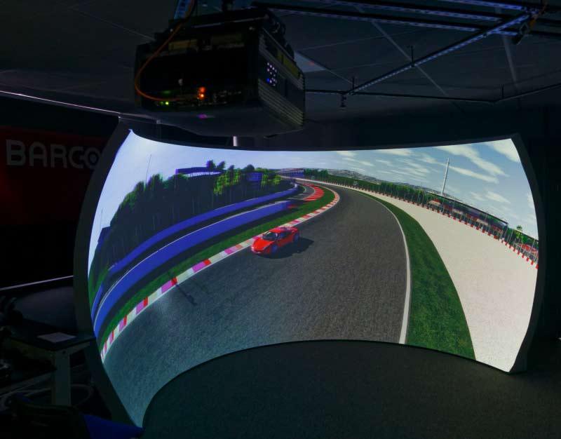 Drive Simulation