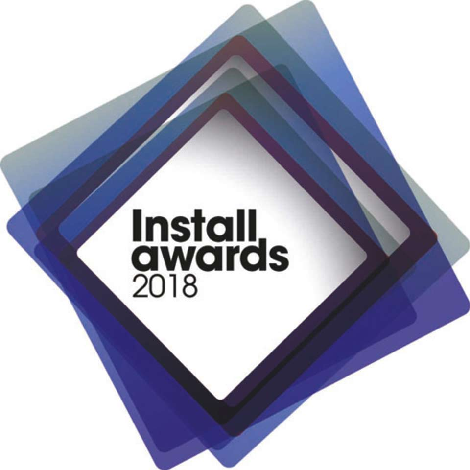 Antycip is shortlisted for a 2018 Install award