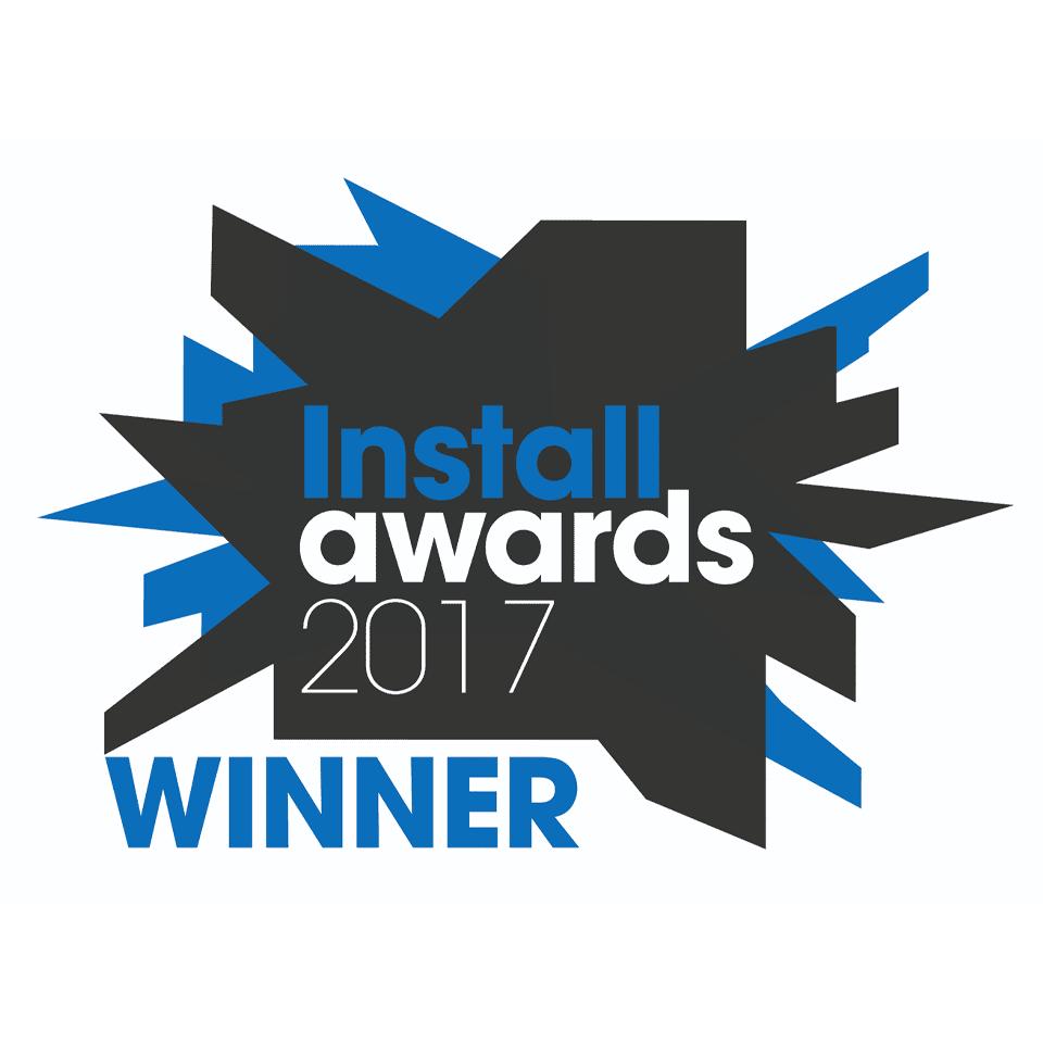 Antycip Simulation wins an 2017 Install award