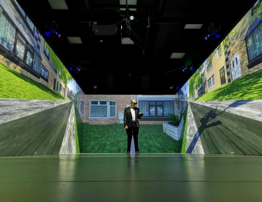 What is an Immersive Display System?