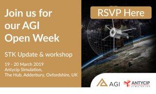 AGI Open Week 2019 at The Hub, Adderbury