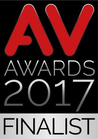 AV Magazine AV Award 2017 Finalist