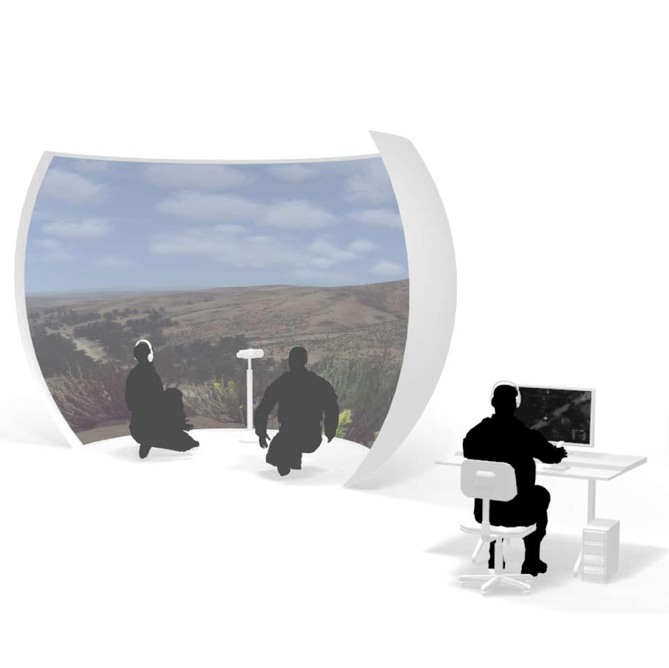 VT MAK introduces Sensor Operator Role for VR-Engage
