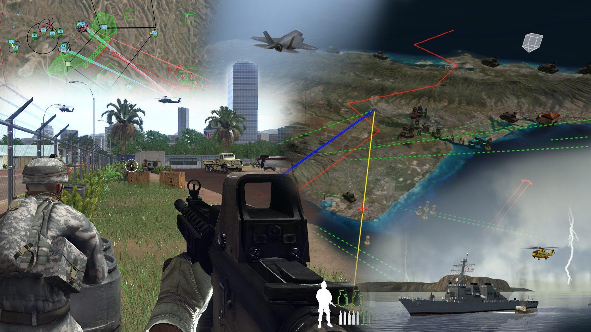 VT MAK announce VR Engage
