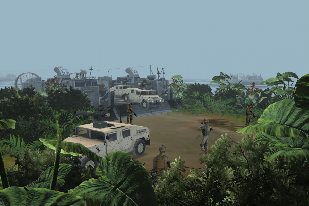 Benefits of Simulation-Based Training for the Armed Forces