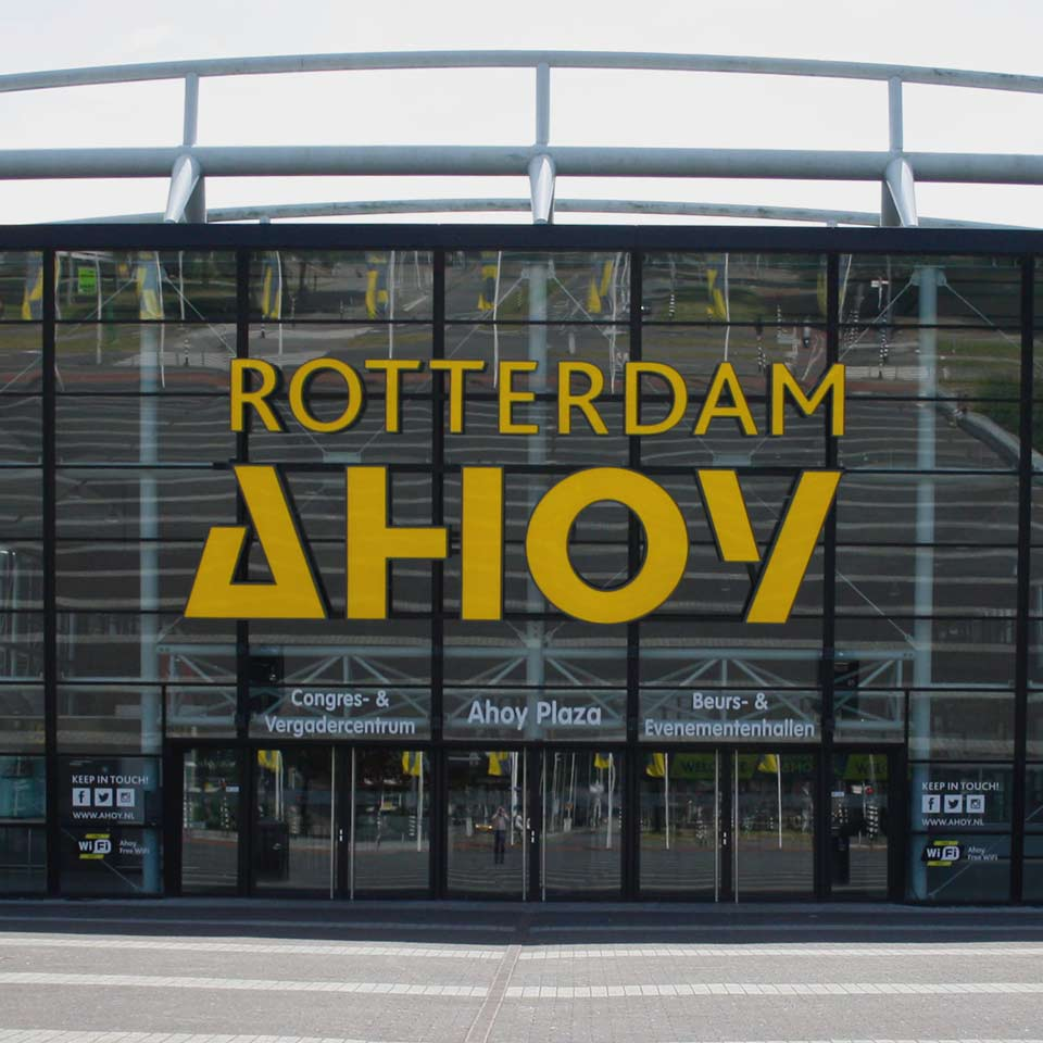 TOC Europe – Ports and Shipping show, Rotterdam, The Netherlands