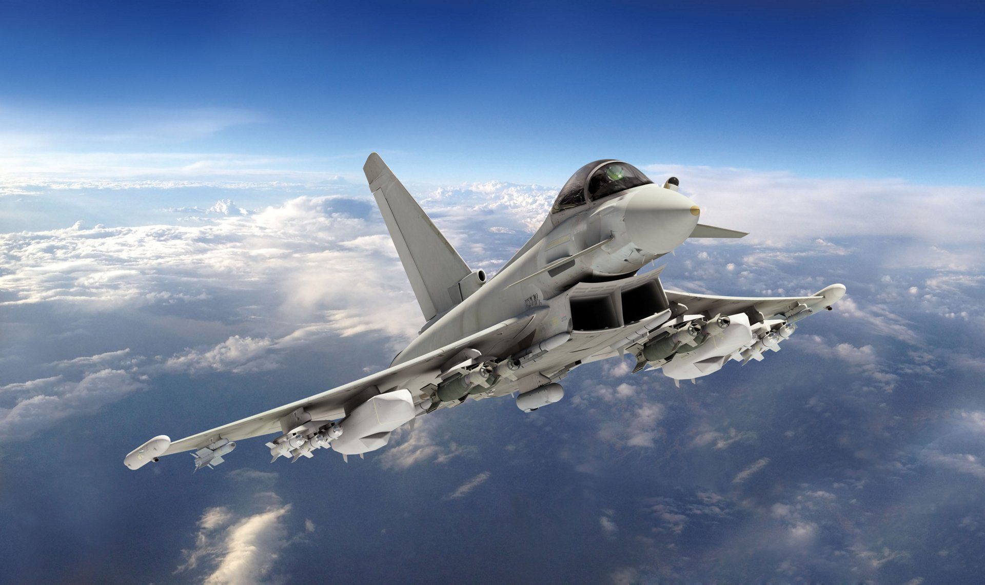 Airbus Defence and Space choose Genesis IG for Typhoon