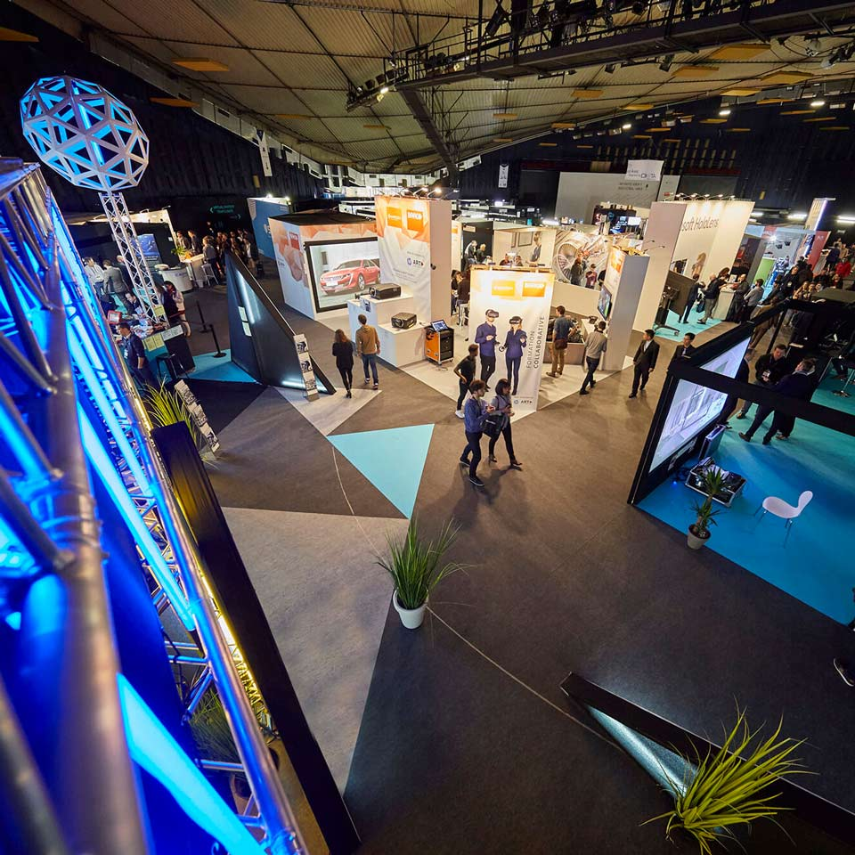 Antycip Simulation to Showcase Market-Leading VR Prowess at Laval Virtual