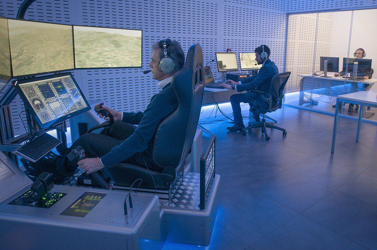 Electronic Warfare Battlelab for Elettronica