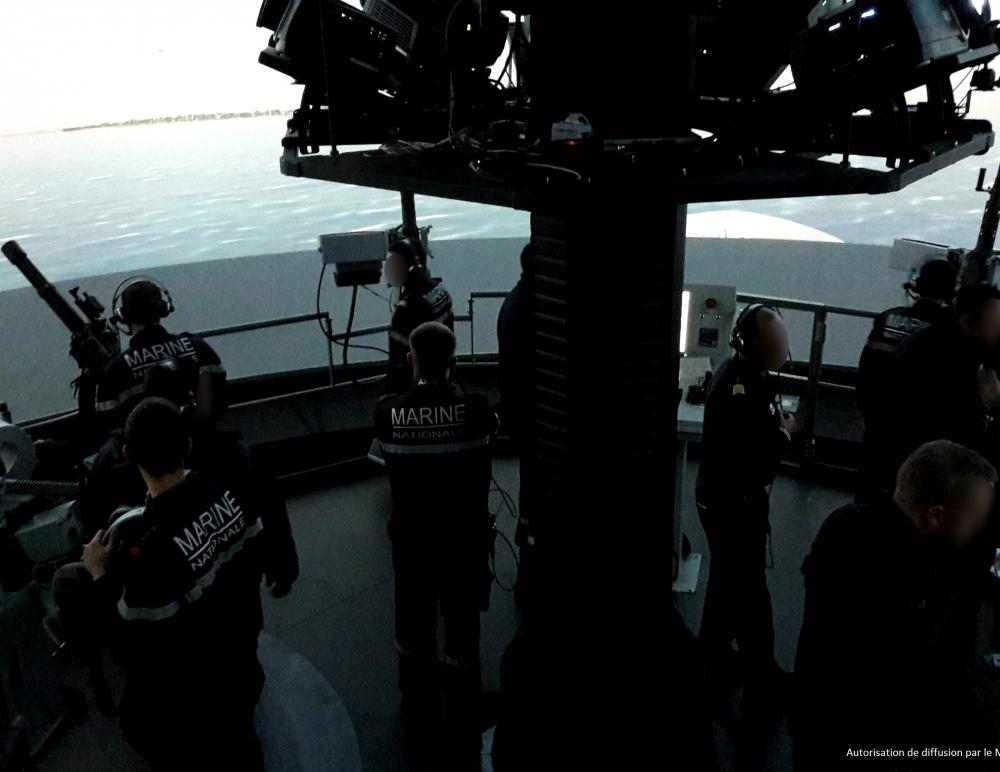 Major Role in Naval Group's French Navy Defence Simulators