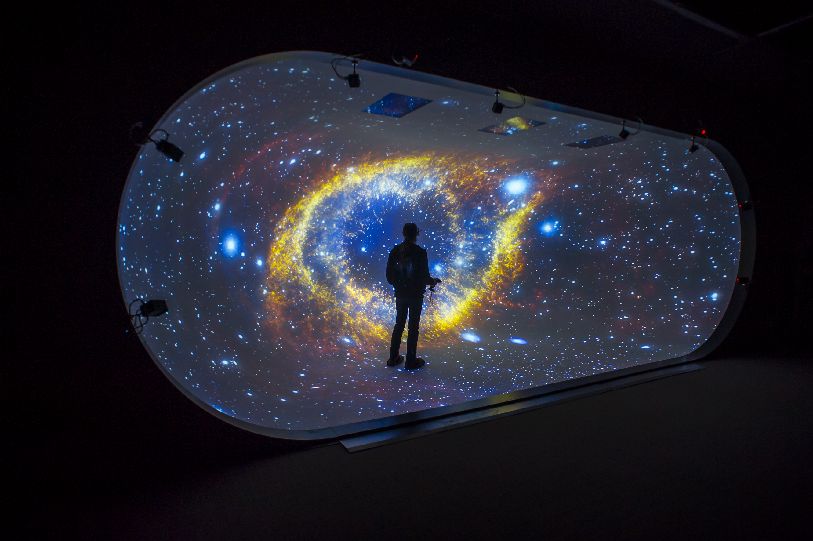 The future of immersive virtual reality in education and training