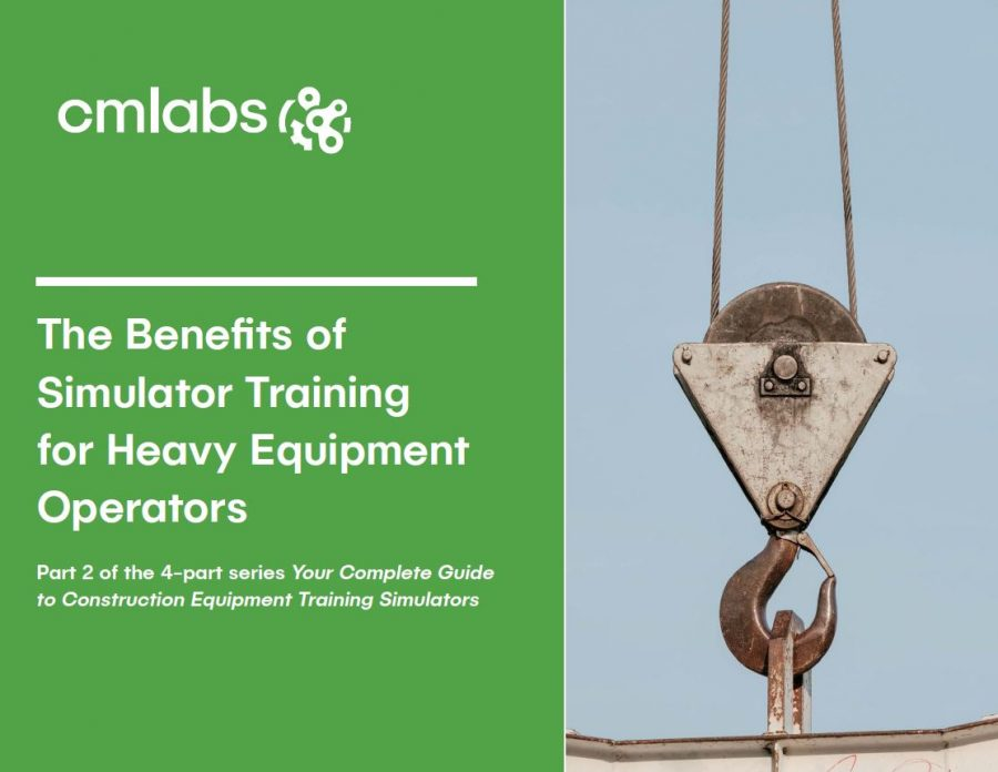 Your Complete Guide to Construction Equipment Training Simulators