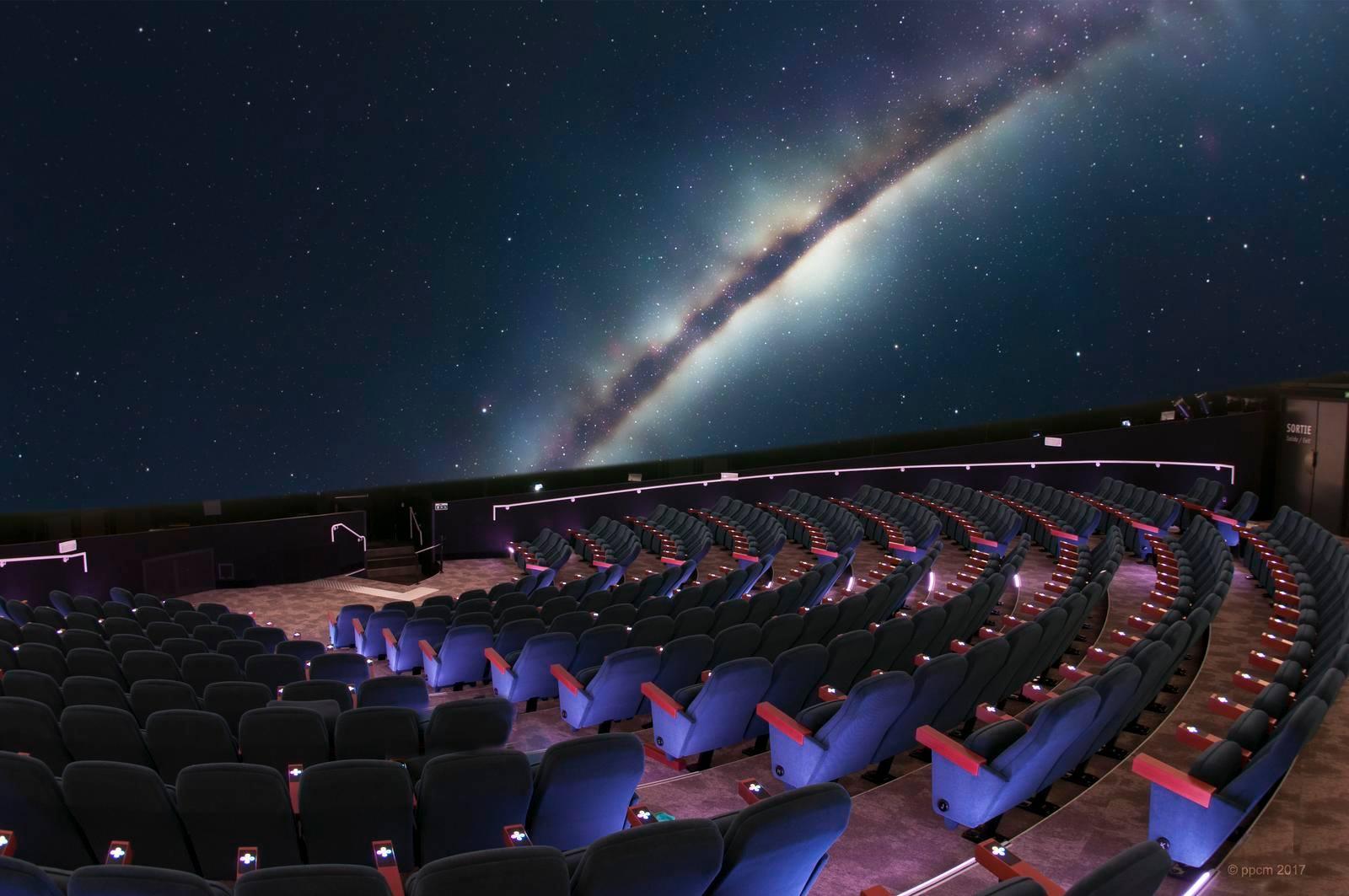 planetarium-rsa cosmos