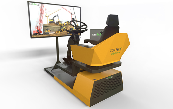 Webinar: Construction Training with CM Labs Simulations