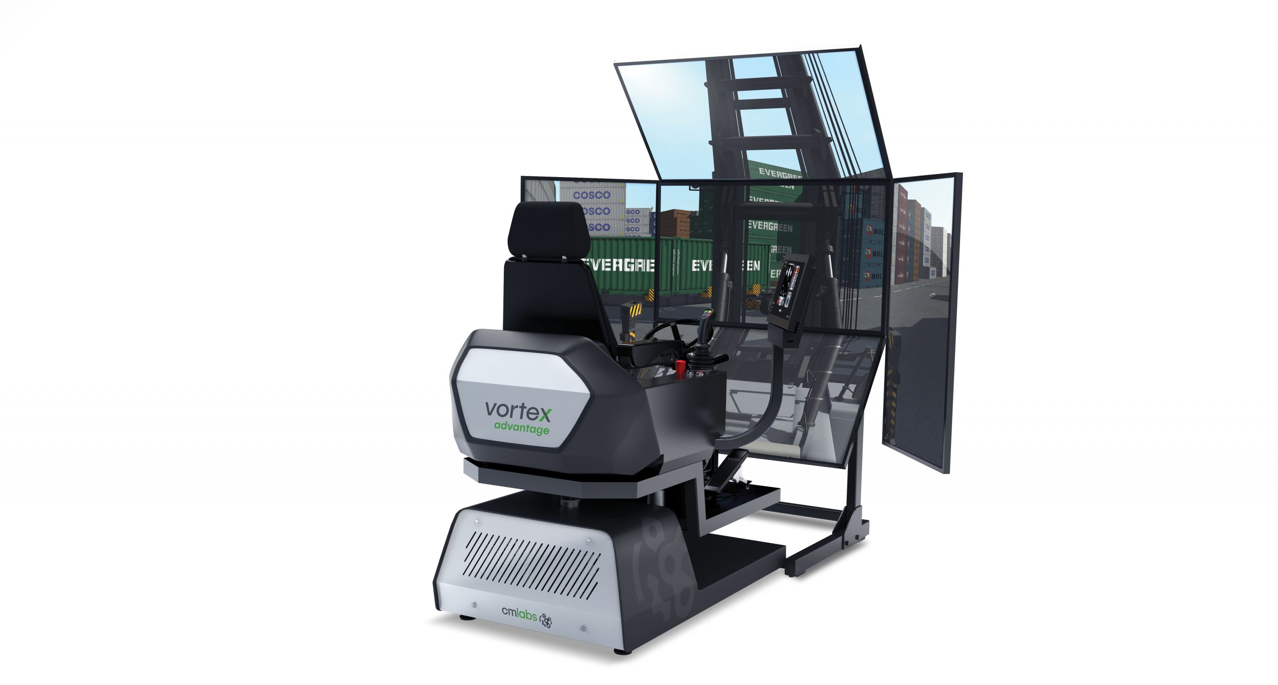 The Role of Heavy Equipment Simulators in Vocational Training Schools