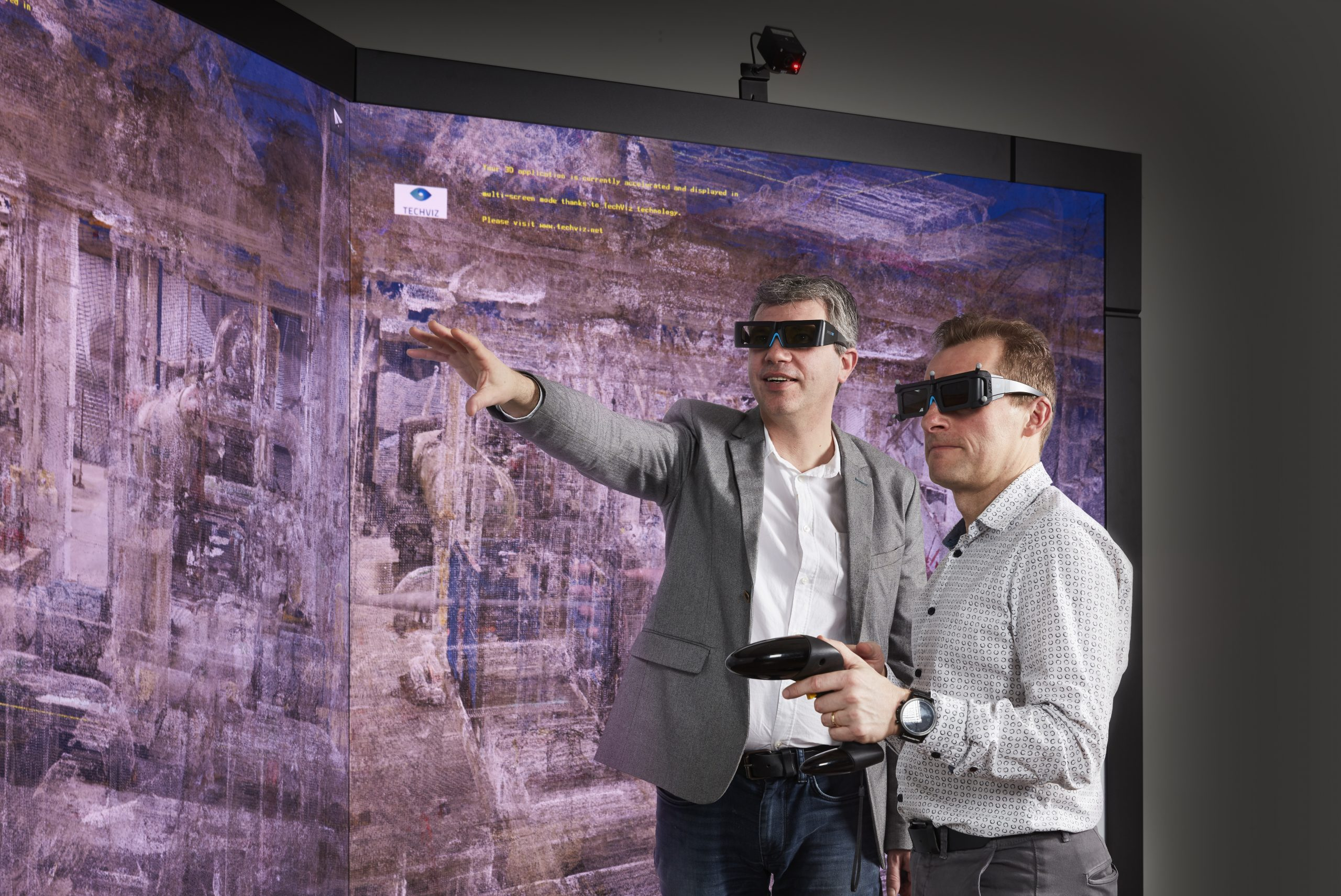VR Collaboration: Working Together Using VR