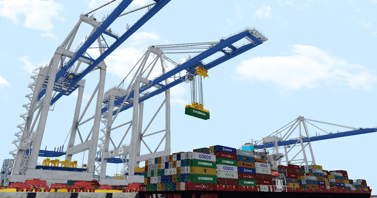 Improving Safety and Productivity in Port Terminals
