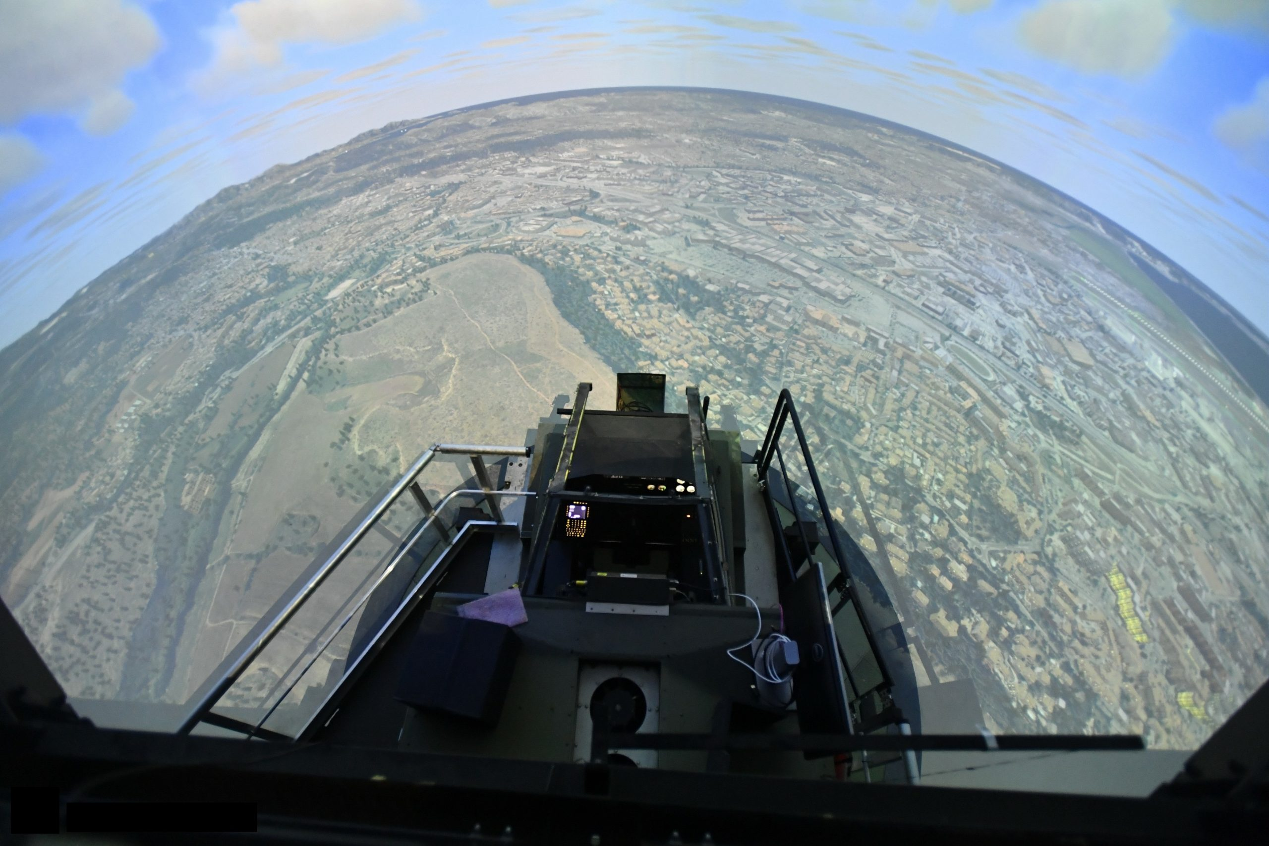 ST Engineering Antycip Equips Tiger Attack Helicopter Simulators