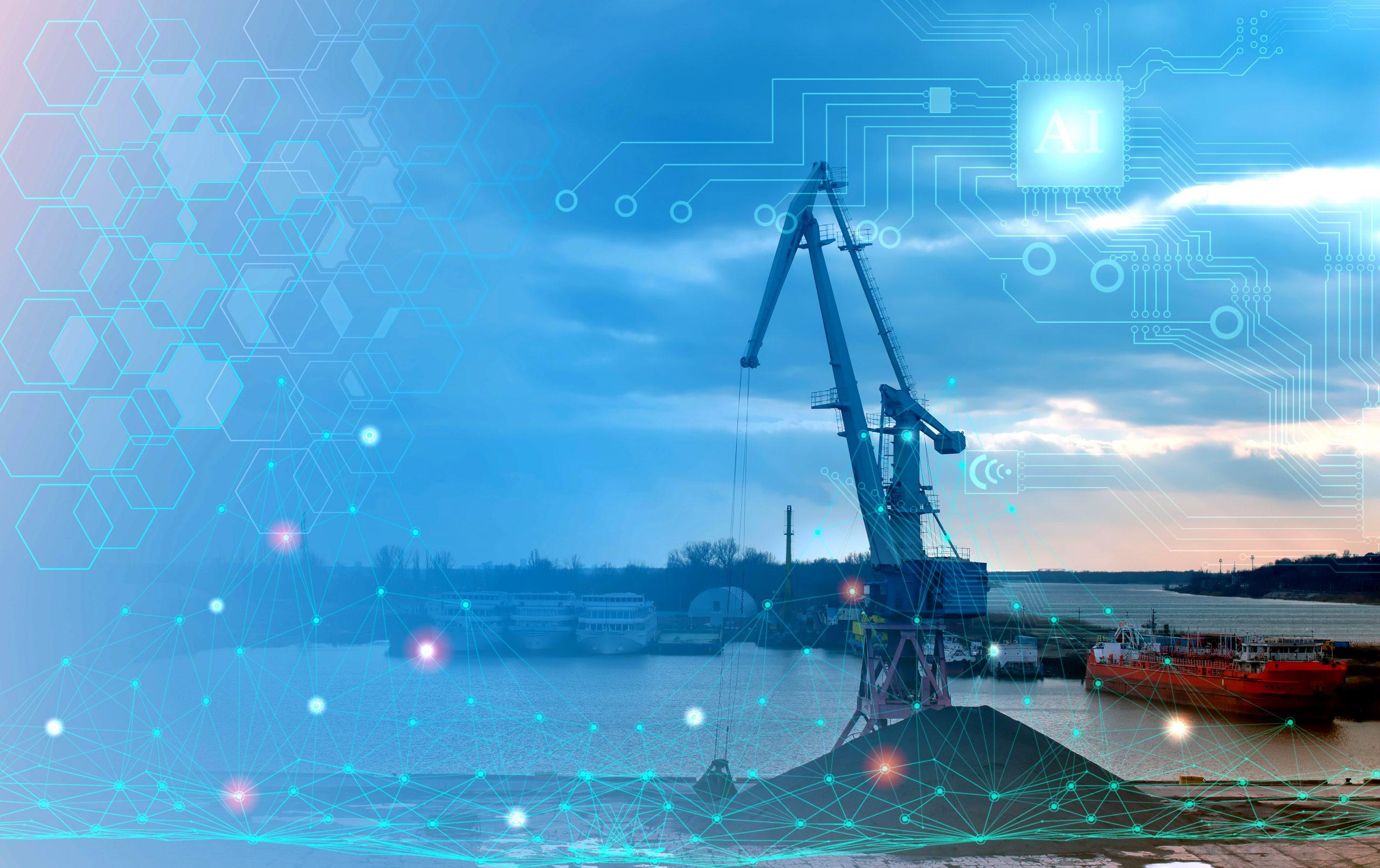 On demand Webinar: Ports Industry's Digital Transformation
