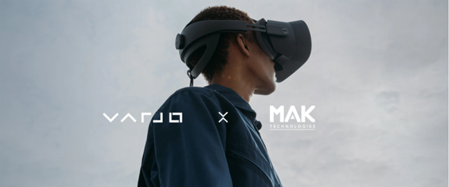 MAK Technologies Joins Varjo's Global Reseller Network
