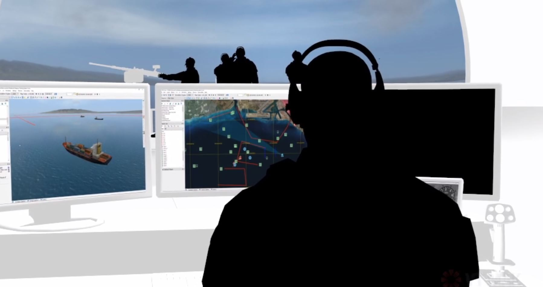 Artificial Intelligence: Automated Decision Making on Ships