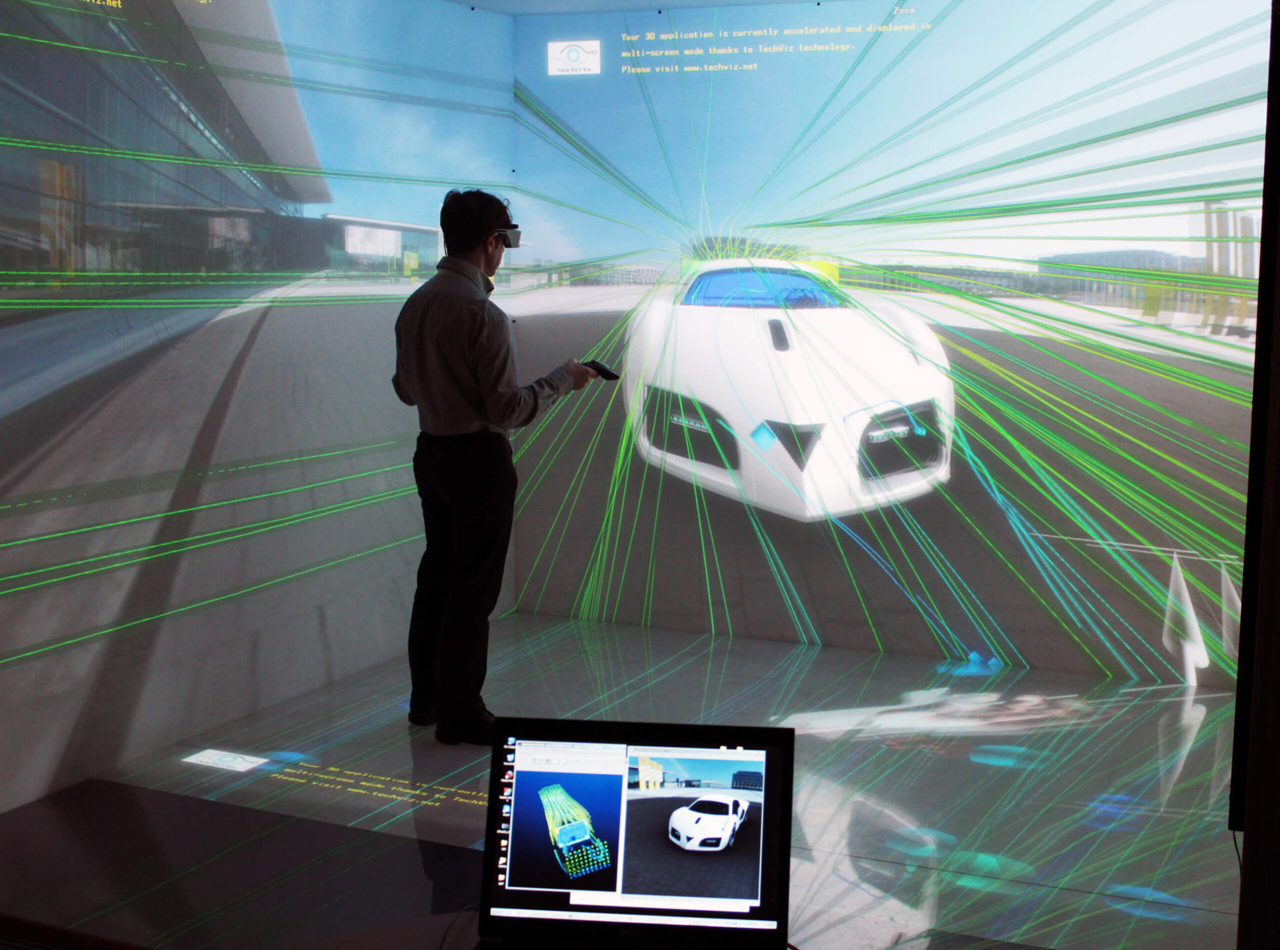 How the Automotive Industry Uses Virtual Reality to Design Cars?